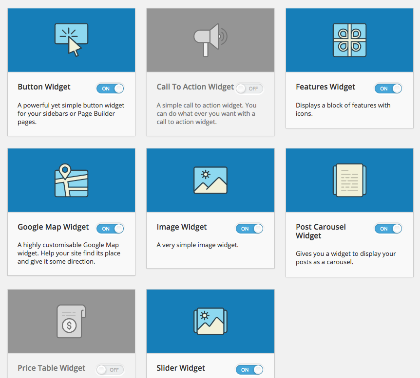Download SiteOrigin Widgets Bundle 1.13.0 – Free WordPress Plugin