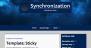 Download Synchronization 1.0.2 – Free WordPress Theme