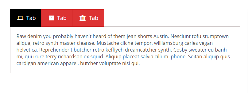 Download Tabs 1.8.8 – Free WordPress Plugin