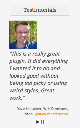 Download Testimonials Widget 3.4.5 – Free WordPress Plugin