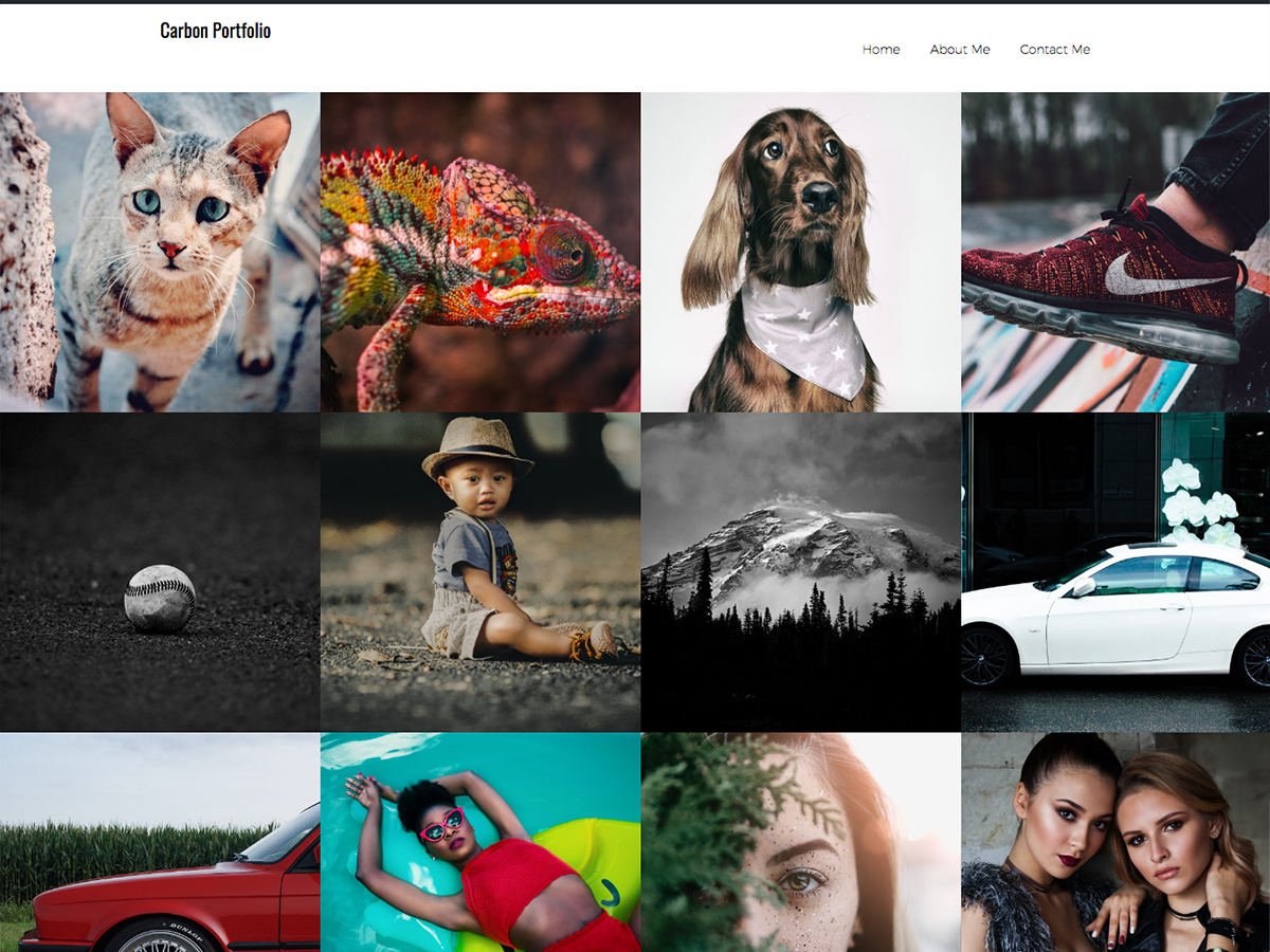 Download Thumbs Portfolio 1.2.6 – Free WordPress Theme