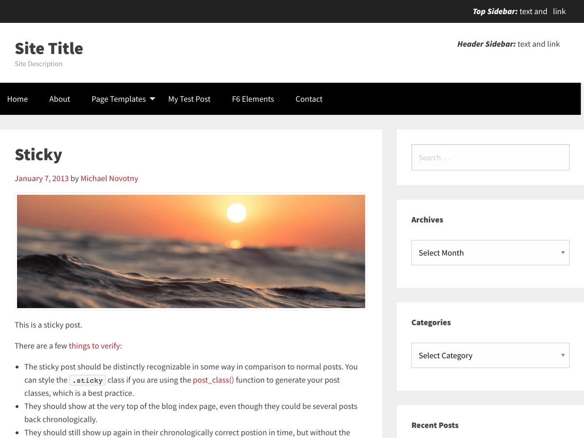 Download TotalPress 1.0.29 – Free WordPress Theme