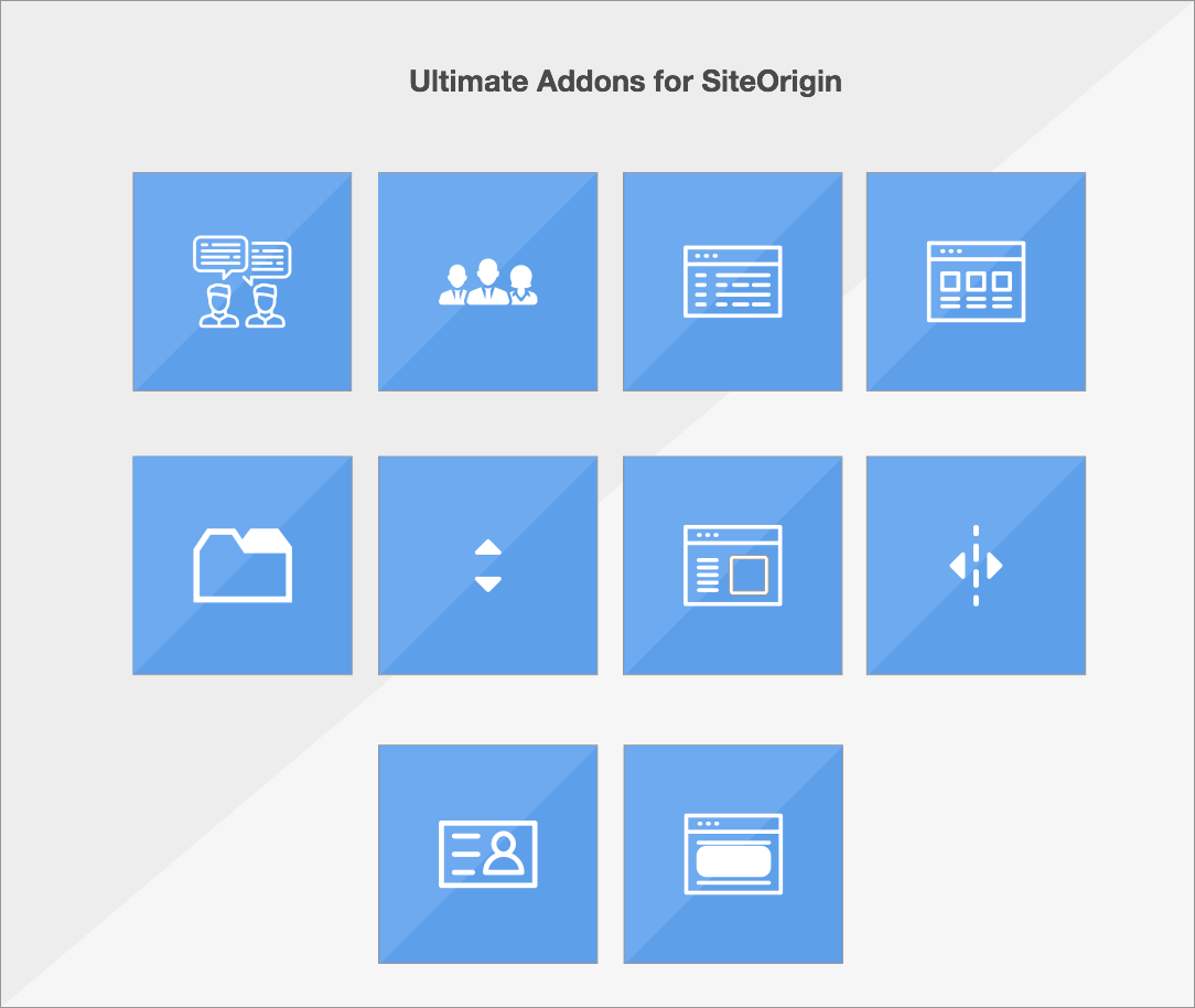 Download Ultimate Addons for SiteOrigin 2.4.1 – Free WordPress Plugin
