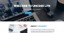 Download Uncode Lite 1.2.6 – Free WordPress Theme