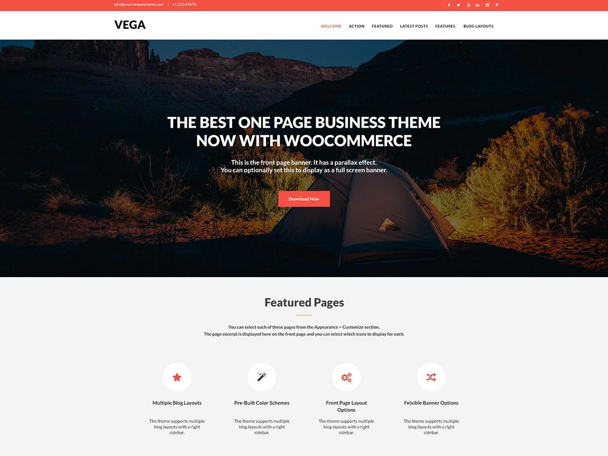 Download Vega 2.3.4 – Free WordPress Theme