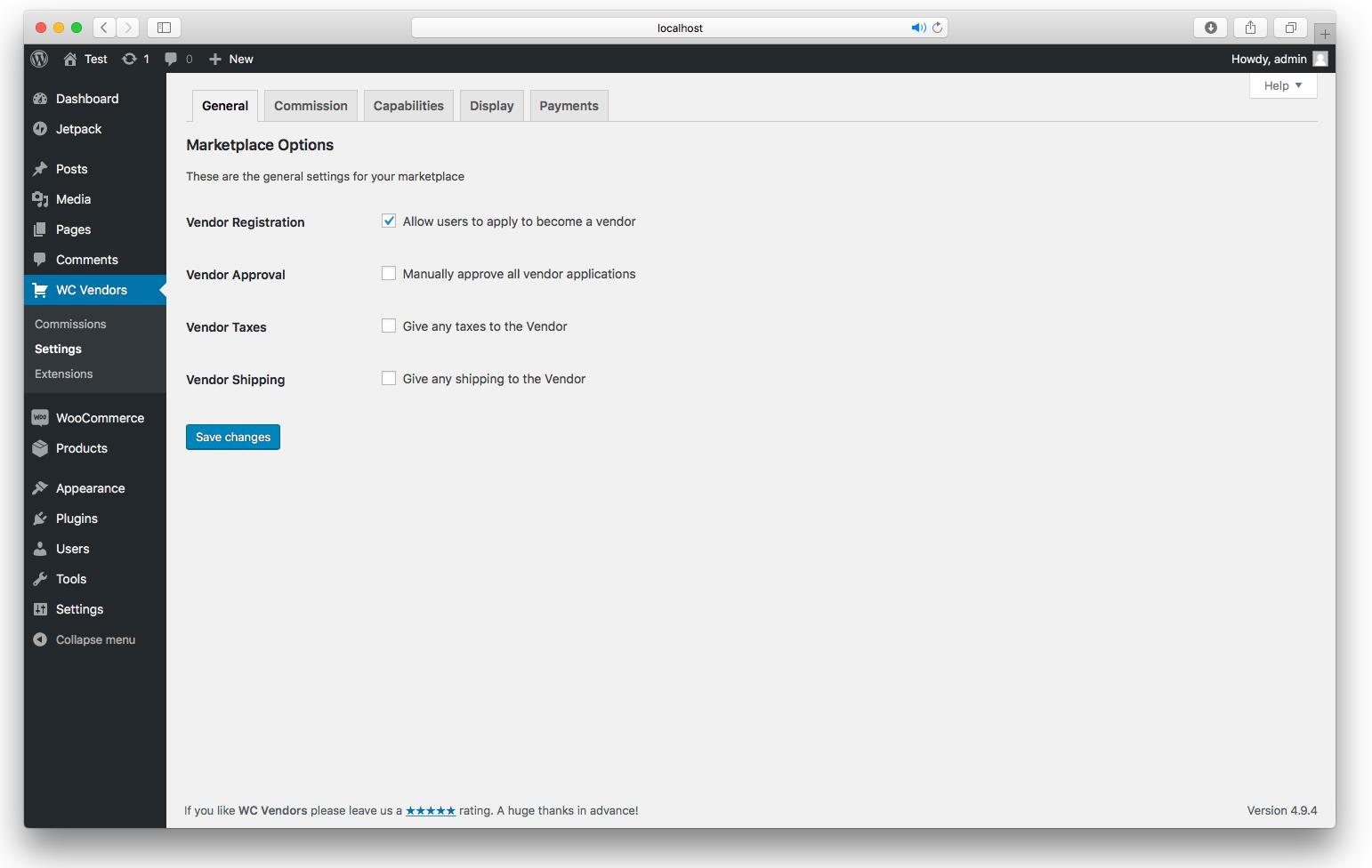 Download WC Vendors Marketplace 2.1.1 – Free WordPress Plugin