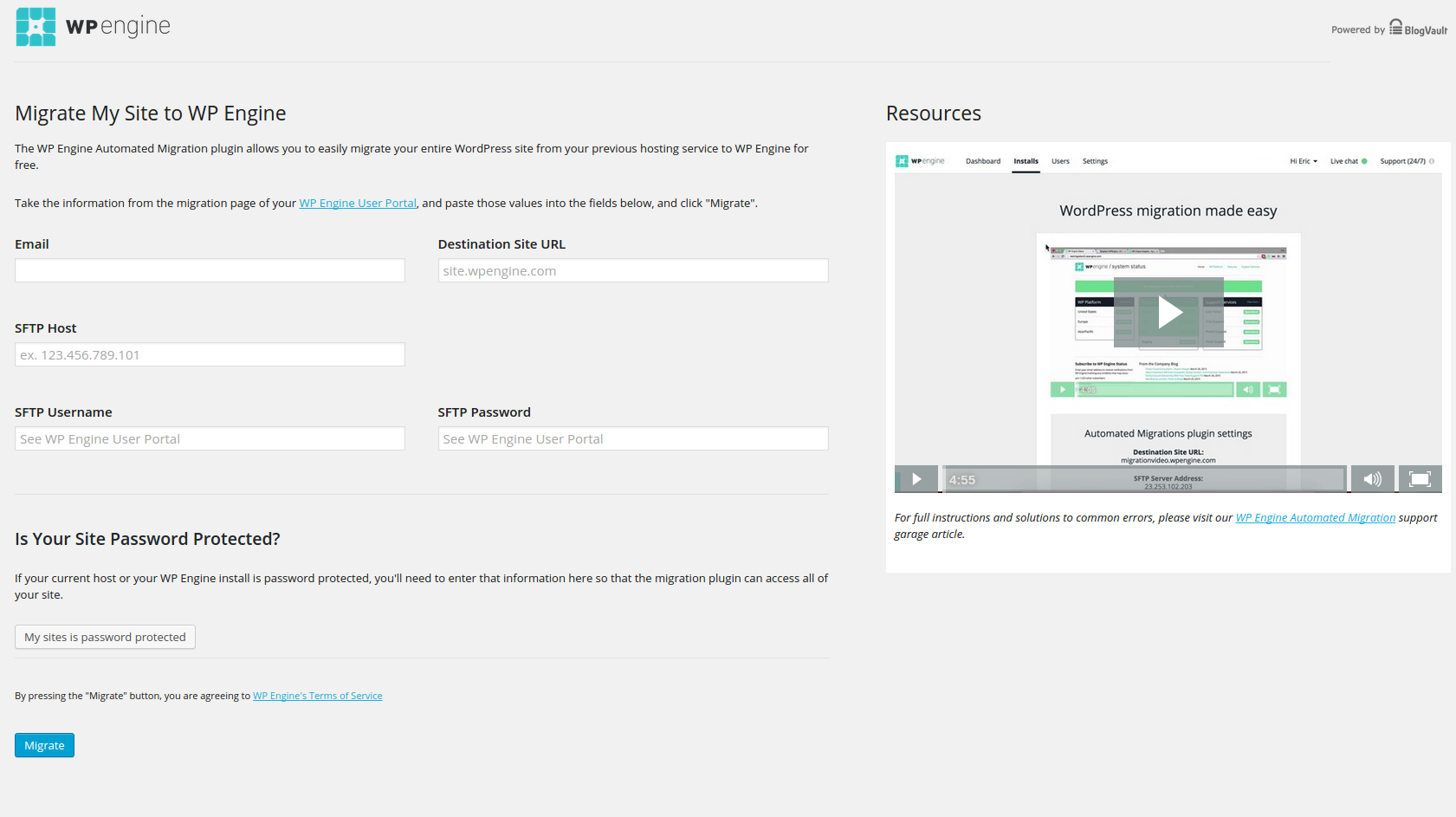 Download WP Engine Automated Migration 1.76 – Free WordPress Plugin