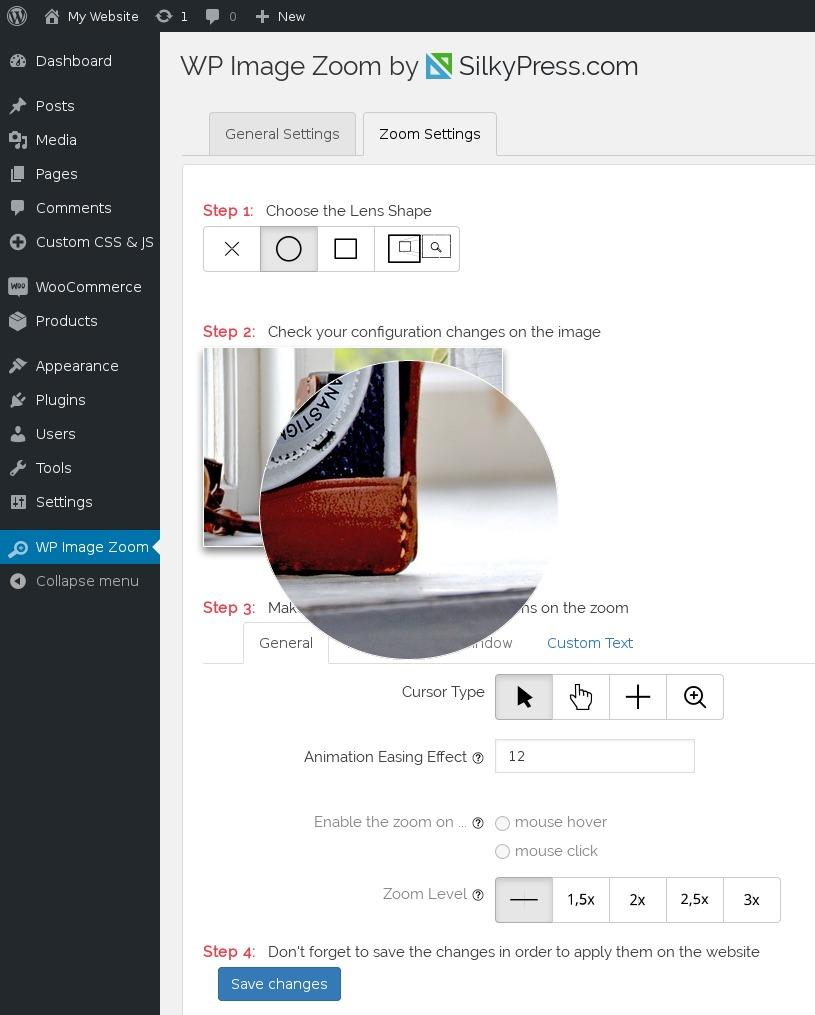 Download WP Image Zoom 1.27 – Free WordPress Plugin
