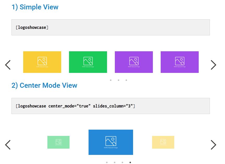 Download WP Logo Showcase Responsive Slider 2.1 – Free WordPress Plugin