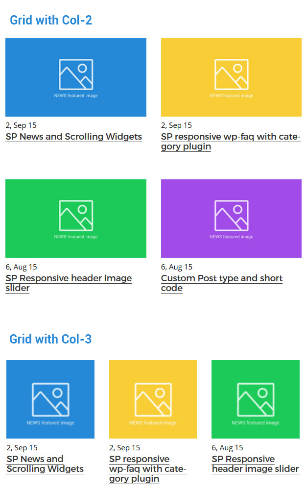 Download WP News and Scrolling Widgets 4.0.3 – Free WordPress Plugin