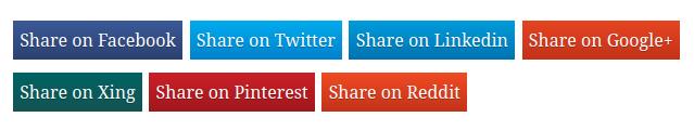 Download WP Social Sharing 2.1 – Free WordPress Plugin