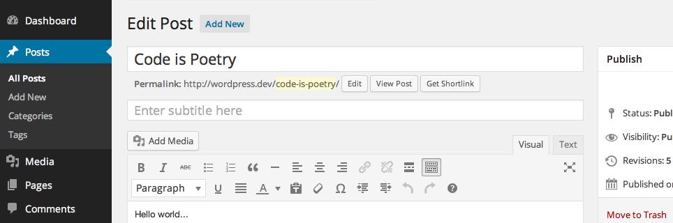 Download WP Subtitle 3.1 – Free WordPress Plugin