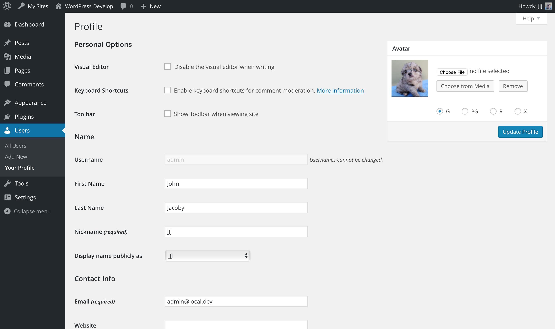Download WP User Avatars 1.4.0 – Free WordPress Plugin