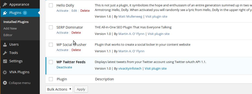 Download WP twitter feeds 1.4.9 – Free WordPress Plugin