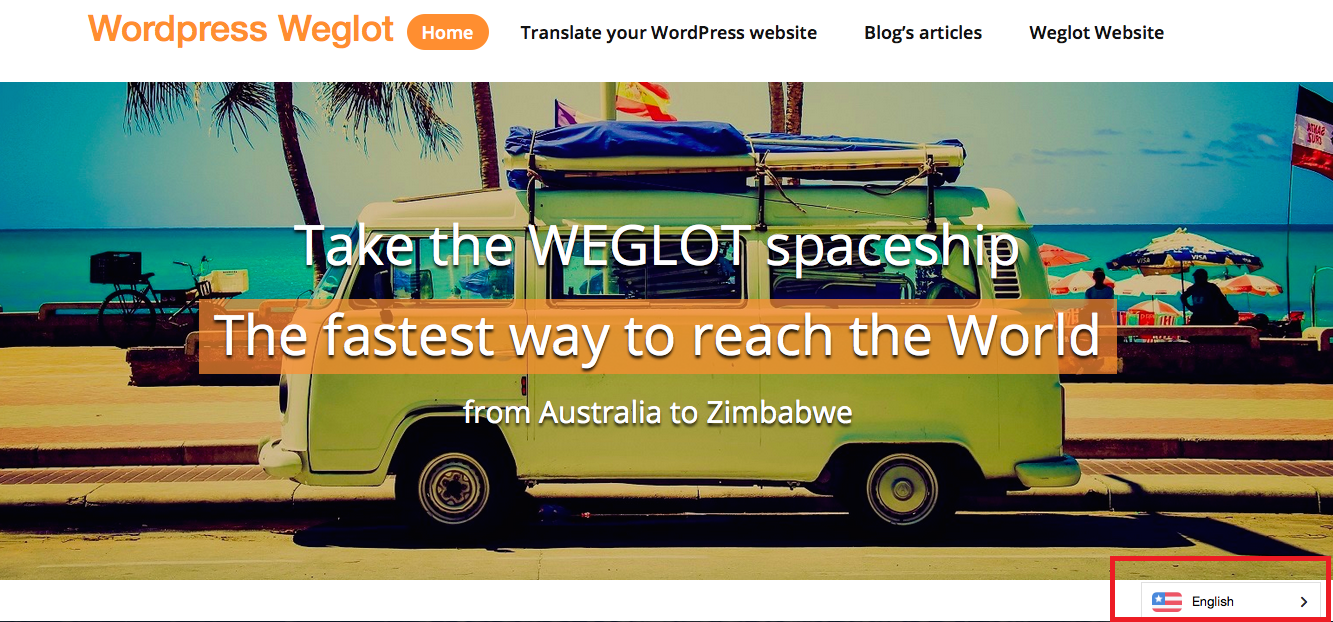 Download Weglot Translate – Translate your WP website 2.1.0 – Free WordPress Plugin