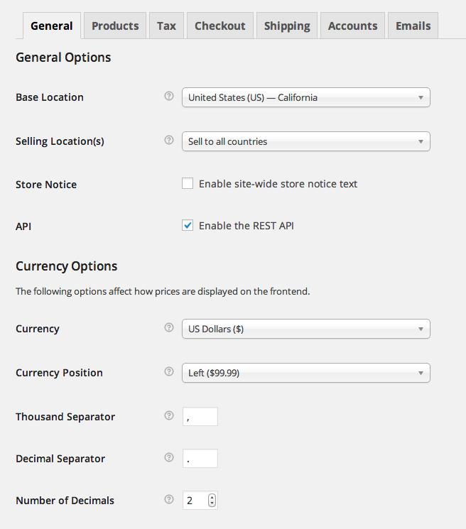 Download WooCommerce 3.4.6 – Free WordPress Plugin