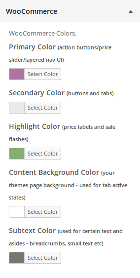 Download WooCommerce Colors 1.0.7 – Free WordPress Plugin