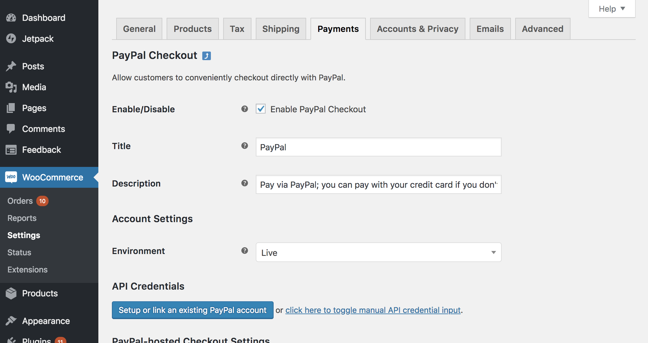 Download WooCommerce PayPal Checkout Payment Gateway 1.6.4 – Free WordPress Plugin