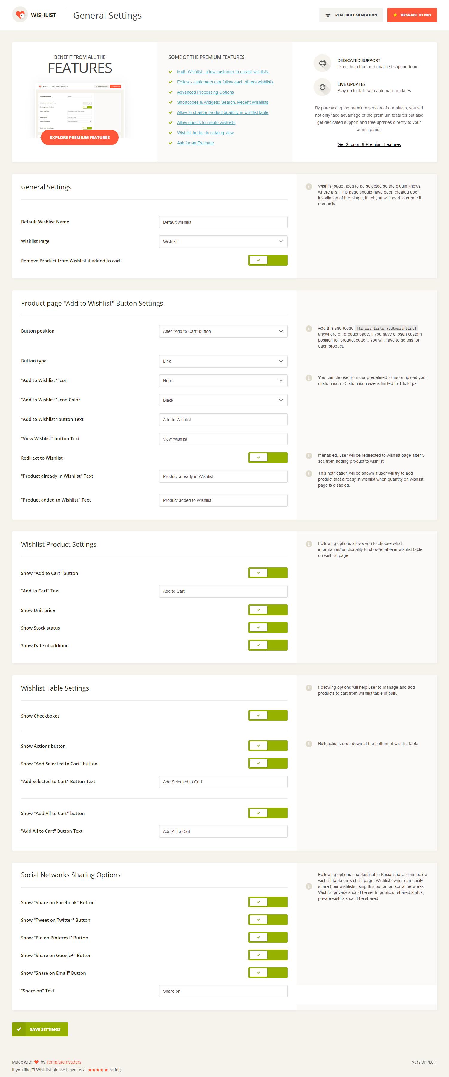 Download WooCommerce Wishlist Plugin 1.8.17 – Free WordPress Plugin