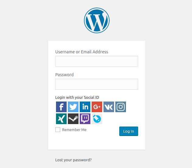 Download WordPress Social Share, Social Login and Social Comments Plugin – Super Socializer 7.12.2 – Free WordPress Plugin