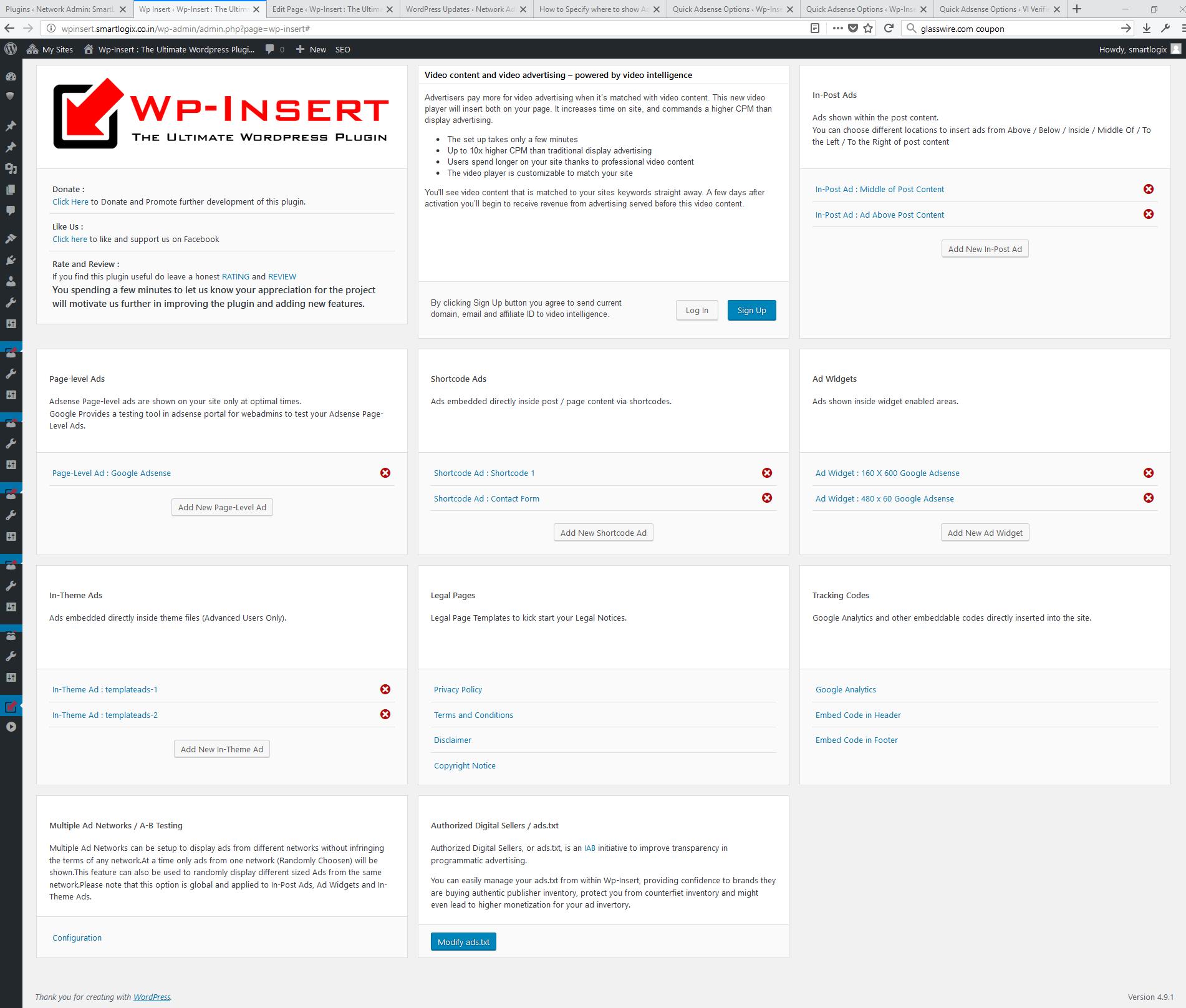 Download Wp-Insert 2.4.2 – Free WordPress Plugin