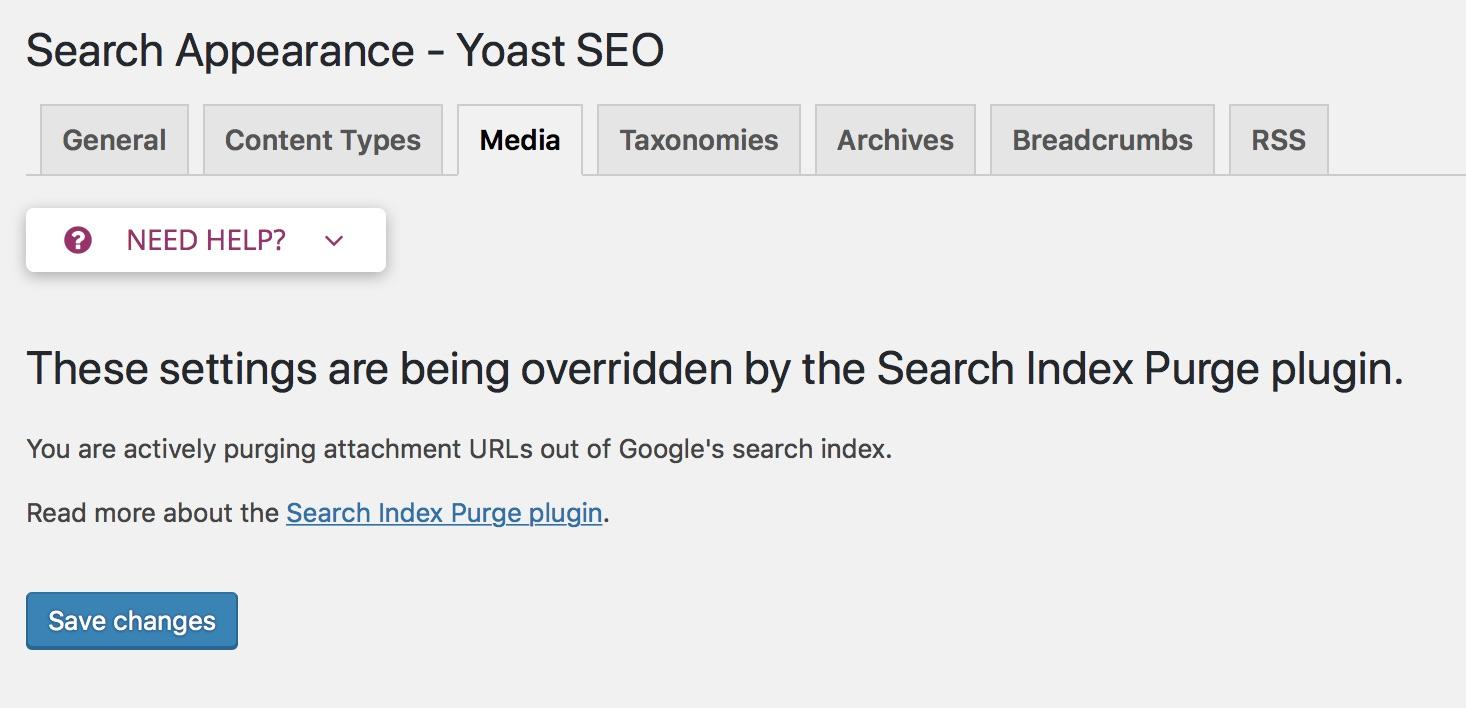Download Yoast SEO: Search Index Purge 1.1.0 – Free WordPress Plugin