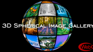 Download 3D Spherical Image Gallery WordPress Plugin - Free Wordpress Plugin