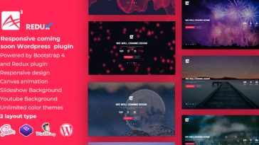 Download A3 || Countdown Responsive Wordpress Coming Soon Plugin  - Free Wordpress Plugin
