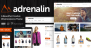 Download Adrenalin v.6.7.6 - Multi-Purpose WooCommerce Theme Free