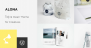 Download Alona - Tidy & Clean Portfolio Free