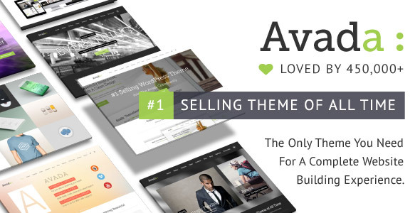 Download Avada - Responsive Multi-Purpose Theme Free