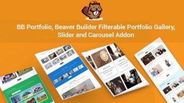 Download BB Portfolio, Beaver Builder Filterable Portfolio Gallery WordPress Plugin  - Free Wordpress Plugin