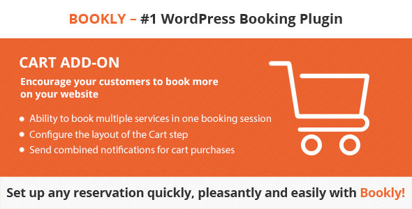 Download Bookly Cart (Add-on)  - Free Wordpress Plugin