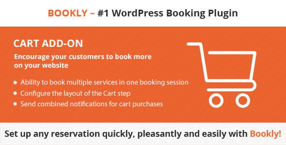 Download Bookly Cart (Add-on)   - Free Wordpress Plugin