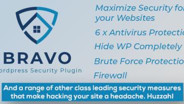 Download Bravo WordPress Security Plugin Hide My WP, Stop Hacks! - Free Wordpress Plugin