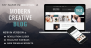 Download Brixton Blog - A Responsive WordPress Blog Theme Free