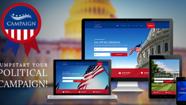 Download Campaign - Your Political WordPress Theme Free