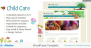 Download Child Care Creative - WordPress Shop Theme Free