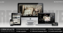 Download Chocolate WP – Responsive Photography Theme Free