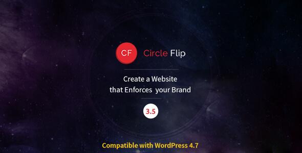 Download Circle Flip v.3.1.1 - Responsive WordPress Multipurpose Theme Free