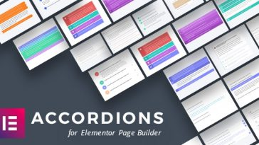 Download Content Accordions for Elementor Page Builder  - Free Wordpress Plugin
