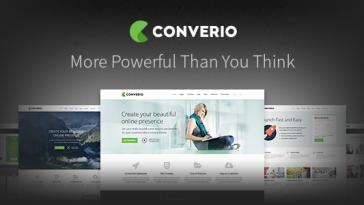Download Converio - Responsive Multi-Purpose WordPress Theme Free