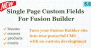 Download Custom Field Element for Fusion Builder  - Free Wordpress Plugin