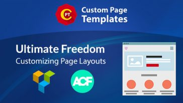 Download Custom Page Templates: New Way of Creating Custom Templates in WordPress  - Free Wordpress Plugin