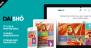 Download Daisho - Flexible WordPress Portfolio Theme Free