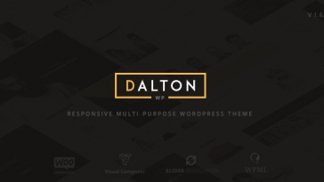 Download Dalton v.1.01 - Clean Multi-Purpose WordPress Theme Free