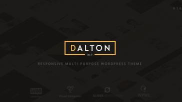 Download Dalton v.1.01 - Clean Multi-Purpose WordPress Theme Free