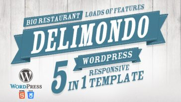Download Delimondo - Responsive Wordpress Theme Free