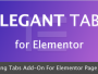 Download Elegant Tabs for Elementor  - Free Wordpress Plugin