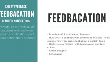 Download feedbacation  - Free Wordpress Plugin
